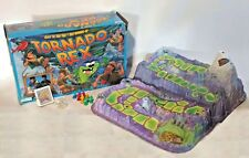 Tornado Rex Vintage Parker Brothers Board Action Game 1991 in Box