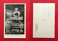 AK NAUMBURG Queis um 1930 Otto Lachmann 3 Jahre alt Töpferhandwerk Typen ( 56509