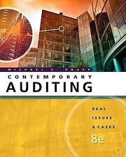 Contemporary Auditing by Michael C Knapp 8TH EDITION