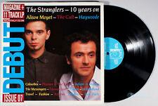 Debut LP Magazine - Issue 07 (1984) Vinyl LP • IMPORT • The Stranglers, Cult