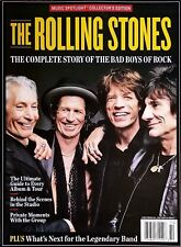 THE ROLLING STONES MAGAZINE MUSIC SPOTLIGHT COLLECTOR'S EDITION 2018 NEW