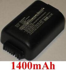 Batería Para HONEYWELL 9700, 9700-BTEC, 9700-BTEC-1, 9700LP0003Q12E 1400mAh