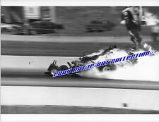 BILLY MEYER 7/11 CHIEF AUTO PARTS  FUNNY CAR NHRA DRAG RACING PHOTO *CLEARANCE*