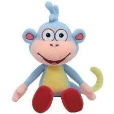 "Ty Dora The Explorer 6"" Boots The Monkey Plush Doll Toy"