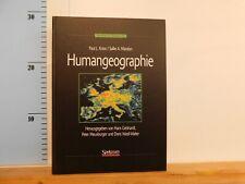 Humangeographie Spektrum Lehrbuch Paul L. Knox Sallie A. Marston