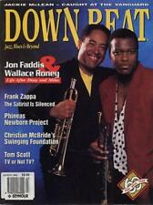 Jon Faddis Wallace Rodney Zappa Tom Scott Downbeat Clipping