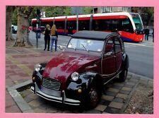 Car Auto Postcard ~ Citroen 2CV Club & Belgrade Tram: 2012: Top Card Hungary 874
