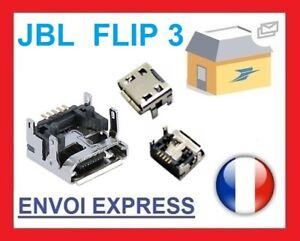 Jbl flip 3 Module connecteur port de charge prise alimentation prise micro USB