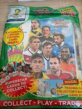 Panini Adrenalyn XL 2014 FIFA World Cup Brazil Starter Pack (New)