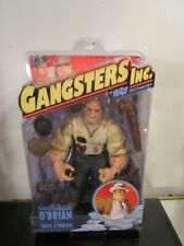 Mezco Gangsters Inc Figure Patrick O'Brien loose complete new