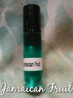 Jamaican Fruit Perfume Body Oil 1/3 oz  Roll - On