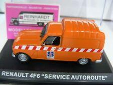 1/43 renault 4f6 Service auto Route