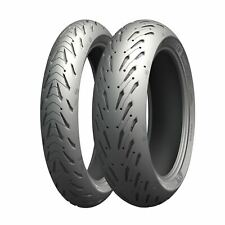 Michelin Road 5 Tyre Pair for Yamaha XJR 1300 99-17