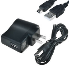 AC Power Charger Adapter USB Cord for Garmin Nuvi 750 755T 760 765T 770 775T