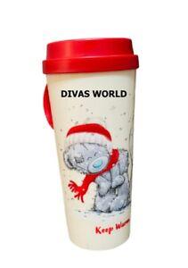Me To You Tatty Teddy Bear Take Out Mug Travel Mugs Cup Xmas Secret Santa 500ml