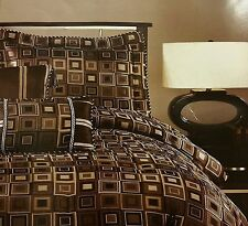 Lakeshore Manor Collection Comforter Set Queen - NEW - FREE SHIPPING
