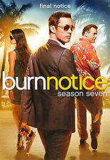 Burn Notice: S7 Season 7 DVD R4