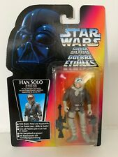 Star Wars Han Solo in Hoth Gear Action Figure NEW