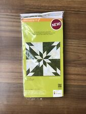 """Accuquilt GO! Fabric cutting die 55166 hunter star-6"""" finished"""