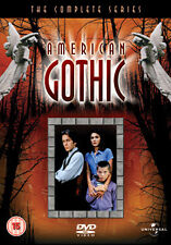 AMERICAN GOTHIC - COMPLETE SERIES - DVD - REGION 2 UK