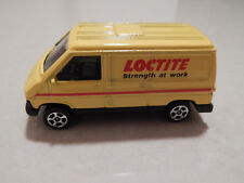 Original Corgi Renault Traffic Loctite van, good condition, 1984