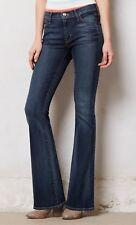 Womens KORAL High Rise Flare Jeans Dark Wash size 27