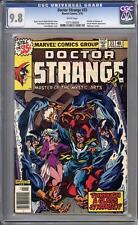Doctor Strange #33 CGC 9.8 (W)