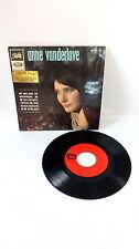45 tours ANNE VANDERLOVE PATHÉ dites-moi  vinyles vintage musique 80s 70s