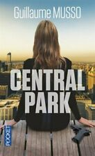 Central Park: Roman (Best) by Musso, Guillaume Book The Cheap Fast Free Post