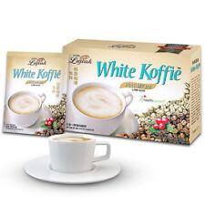 kopi luwak white coffee lowest acid coffee original indonesian 10 sachets 200 gr
