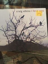 CRAIG ELKINS - I LOVE YOU [DIGIPAK] MINT CONDITION