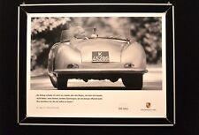 """Porsche Poster """"Ferry Porsche in No.1"""""""