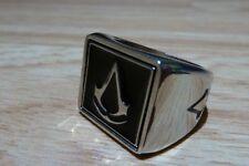 Assassin's Creed Metal Ring - Assassins Chevaliere - I II III Pre-order Bonus