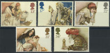 Seasonal, Christmas Superb Great Britain Stamps