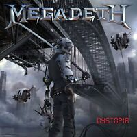 Megadeth - Dystopia (NEW CD)