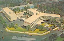 Philadelphia Pennsylvania~Franklin Motor Inn~1960 Postcard
