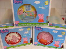 Peppa Pig Porcelain Kitchen & Dining Items for Children