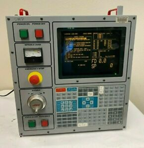 HAAS Automation Model CSM1A Control Simulator Mill and Lathe CNC