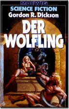 Gordon R. Dickson - Der Wolfling (Science Fiction TB)