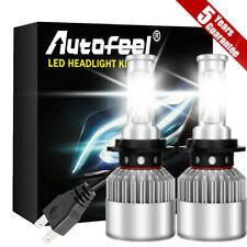 Volvo S80 MK1 H7 501 100w Super White Xenon Low//Canbus LED Side Light Bulbs Set