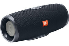 JBL Charge 4 Waterproof Portable Bluetooth Speaker with 20 Hour Battery - Black
