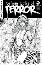 Zenescope: Grimm Tales of Terror Black & White Special Cover C Variant