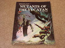 Palladium Books Teenage Mutant Ninja Turtles Mutants of the Yucatan sourcebook
