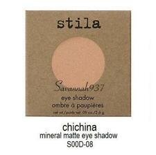 STILA ChinChina Mineral Matte Eye Shadow Refill Pan NIB $18