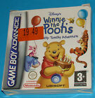 Winnie The Pooh's Rumbly Tumbly Adventure - Game Boy Advance GBA Nintendo - PAL