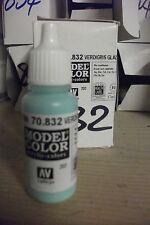 modello Hobby Pittura 17ml BOTTIGLIA val832 AV Vallejo Color - Verderame SMALTO