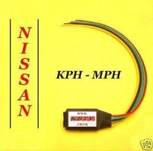 NISSAN 300ZX/PULSAR/SKYLINE SPEEDO CONVERTOR/DELIMITER