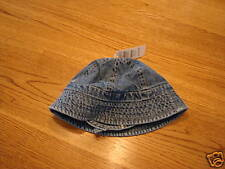 The Childrens place infants hat cap baby jean NWT babys place 0-6 Mos months NEW