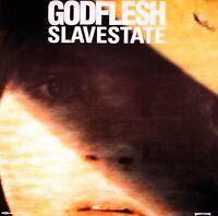 Godflesh 1991 Slavestate Industrial Metal Original Promo Poster