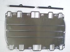 INLET VALLEY MANIFOLD GASKET & SEALS ROVER RANGE MORGAN TVR V8 TINPLATE 3.5 3.9